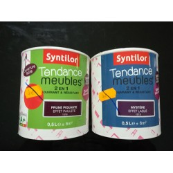 "Peinture ""Syntilor"" Tendance meubles"