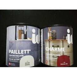 Peinture id Paillett' ou Charme