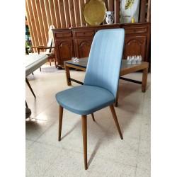"Chaise ""bleue"""