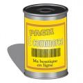 """Pack """"E-Commerce"""" : ma boutique en ligne"""