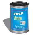 """Pack """"Vitrine"""" : présentation de l'activité"""